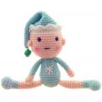 AlinoArt Ръчно плетена кукла Джудже