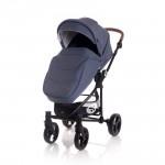 Lorelli Бебешка количка Crysta 3in1 Blue