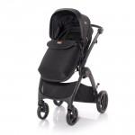 Lorelli бебешка количка Adria Black