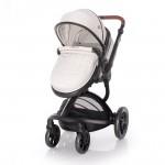 Lorelli Бебешка количка Lumina Set Grey