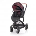 Lorelli Бебешка количка Lumina Set Red