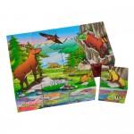 Eichhorn Цветни дървени кубчета
