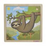 Eichhorn Дървен забавен пъзел