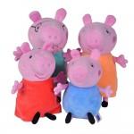 Simba Семейстово в кола Peppa Pig