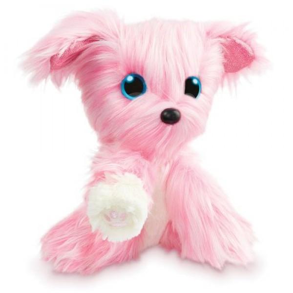 Fur Balls Плюшено Животинче Розово