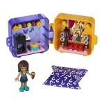 Lego Friends Кубът за игра на Andrea