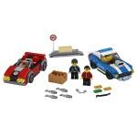 Lego City Полицейски арест на магистралата