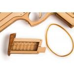 Wood Trick Дървен конструктор Gun M1