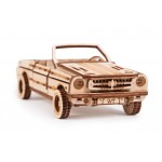 Wood Trick Дървен конструктор Cabriolet