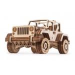 Wood Trick Дървен конструктор Safari Car