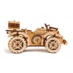 Wood Trick Дървен конструктор Quad Bike