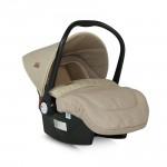 Бебешка количка Calibra 3 Beige and Black