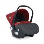 Бебешка количка Calibra 3 Black and Red