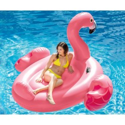 Intex Надуваем остров Розово фламинго
