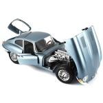 Bburago Plus Кола jaguar Coupe 1961