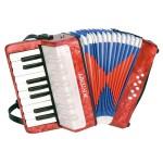 Bontempi Акордеон Класик с 17 клавиша и 8 баса