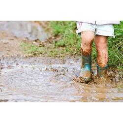 Децата и игрите в калта