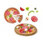 Ses Комплект за пица от пластелин