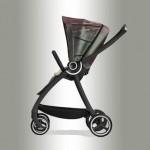 GB Бебешка количка Maris 2 FE Moonglow Beige