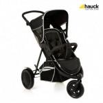 Бебешка количка Hauck Freerider Black