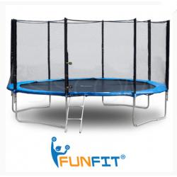 Детски батут Fun Fit 374 см