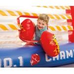 Intex Детски надуваем батут Боксов ринг