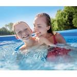Intex Надуваем басейн с филтърна помпа 457 х 107 см