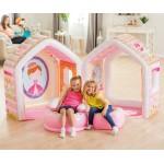 Intex Надуваема къща за игра за принцеси