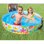 Intex Детски басейн с твърд борд