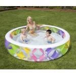 Intex Детски надуваем басейн голям