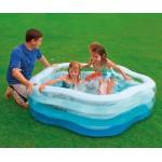 Intex Детски надуваем басейн Петоъгълен