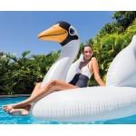 Intex Надуваем остров Лебед