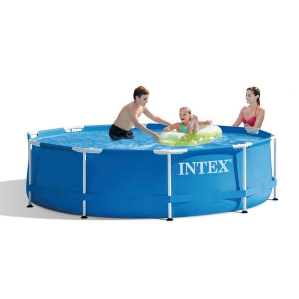 Intex Сглобяем басейн с филтърна помпа 305/76 см