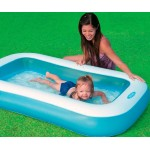 Intex Детски надуваем басейн с меко дъно