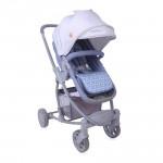 Бебешка количка Aster Grey