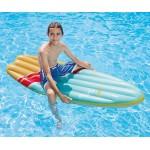 Intex Надуваема дъска за сърф