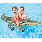 Intex Надуваема играчка Алигатор