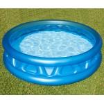 Intex Детски надуваем басейн с релефни стени