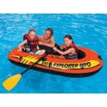 Intex Надуваем лодка Explorer Pro 200 с гребла