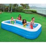 intex Семеен надуваеми басейн