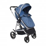 Бебешка количка Sola Dark Blue