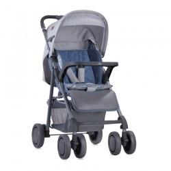 Детска количка Aero сет Grey Maps