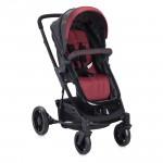 Детска количка S500 Black and Red