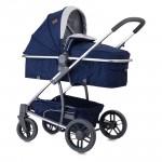 Детска количка S500 Blue Travelling