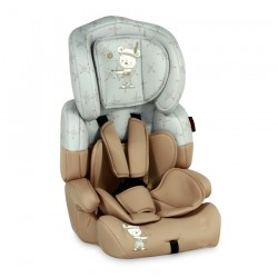 Стол за кола JUNIOR PLUS Beige&Grey Indian Bear