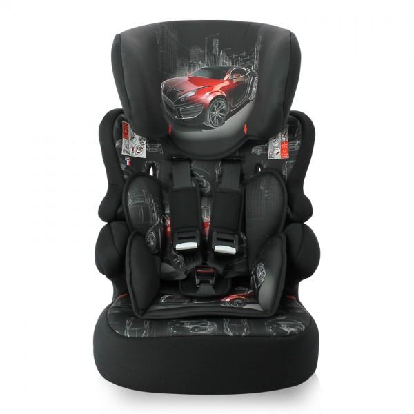 Стол за кола X-DRIVE PLUS Black&Red Car