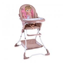 Столче за хранене BONBON Beige&Rose Princess