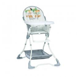 Столче за хранене BONBON Grey Foxes