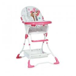 Столче за хранене BONBON Pink Girl