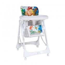 Столче за хранене LOLLIPOP White Mermaid